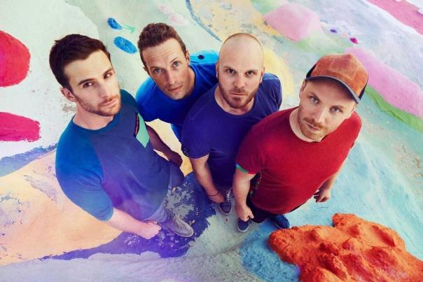 Coldplay Press Photo