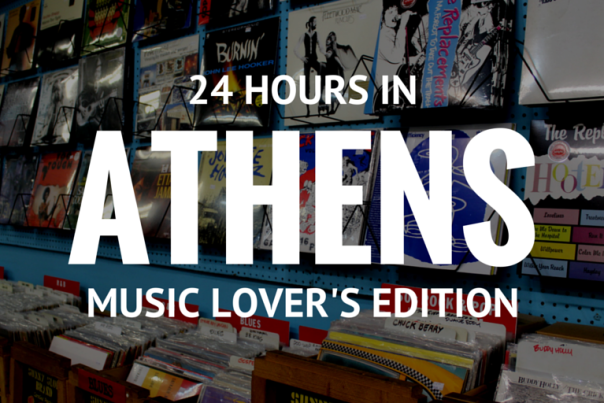 24 hours in athens music lover's edition