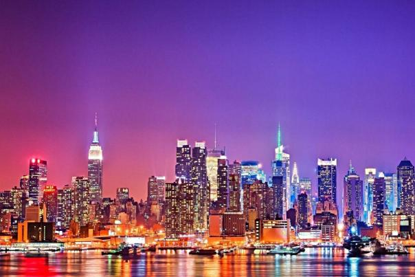 New York Skyline HD