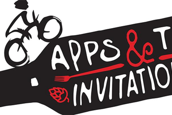 Apps & Taps Invitational Logo