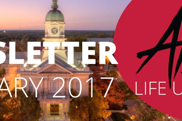 February 2017 Newsletter Header
