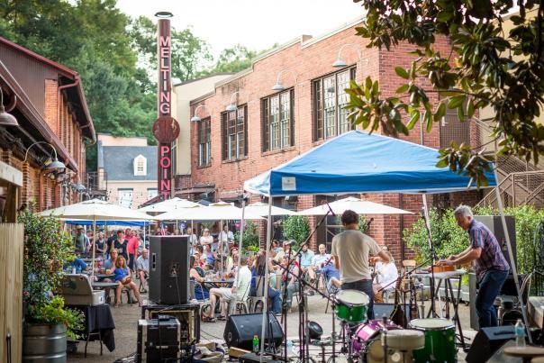 Classic City American Music Festival