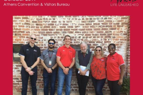 CVB October newsletter 2019