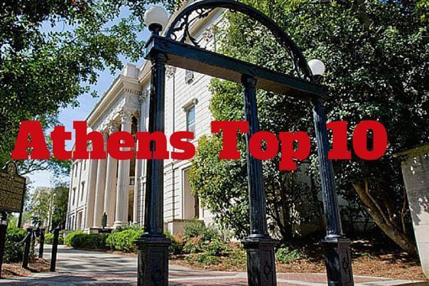 Athens Top 10