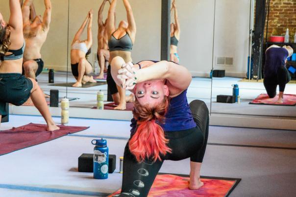 fuel hot yoga