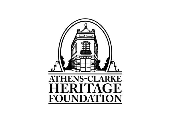 Athens Clarke Heritage Foundation Logo banner