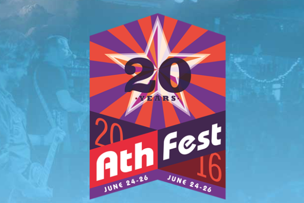 AthFest 2016 home page banner
