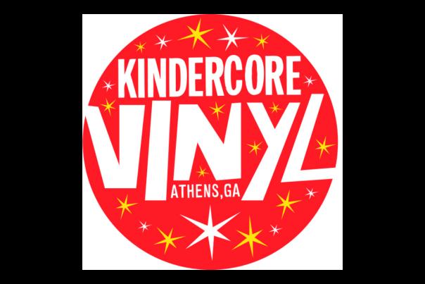 Kindercore Vinyl Athens GA Logo