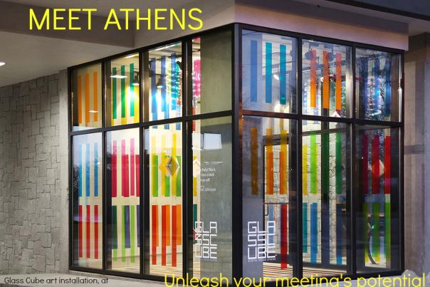 Hotel Indigo Glass Cube Meet Athens header