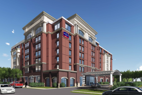 SpringHill Athens GA Rendering