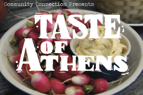 Taste of Athens logo