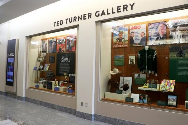 Ted Turner Gallery