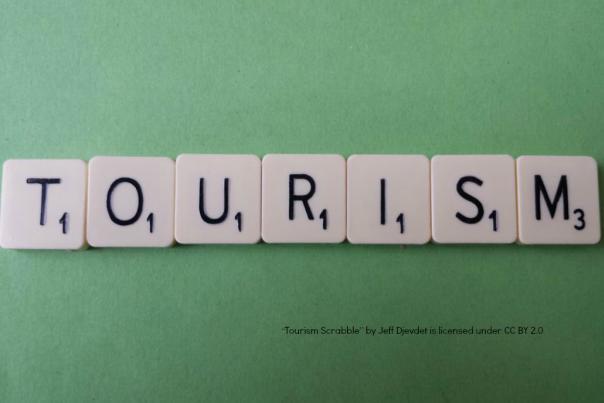 Tourism Scrabble