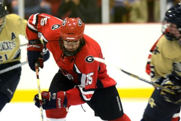 UGA Ice Hockey Team vs. Georgia Tech