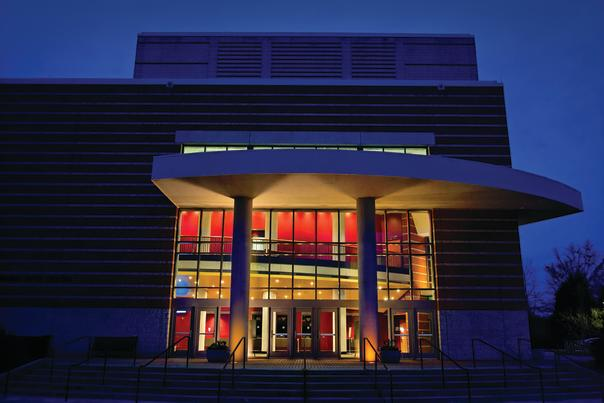 uga-performing-arts-center-night