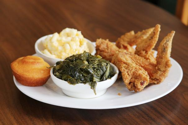 soul food; fried chicken
