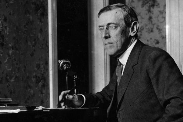 Woodrow Wilson Cropped