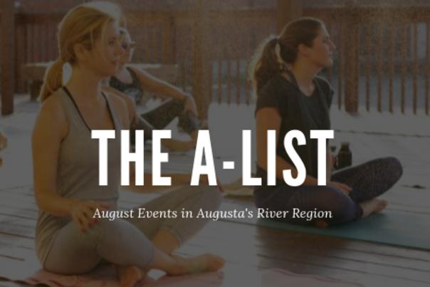 August 2019 A List