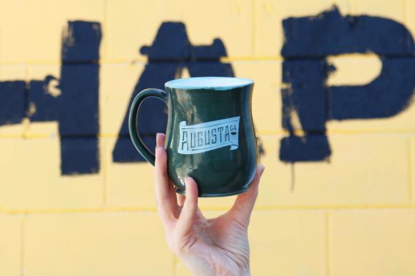 Tirecity Potters Mug