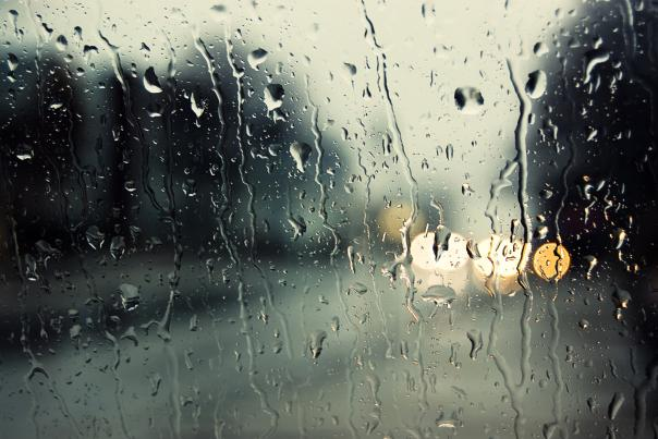 Rainy Day for Blog
