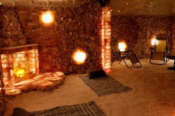 Sol Himalayan Cave - Spa