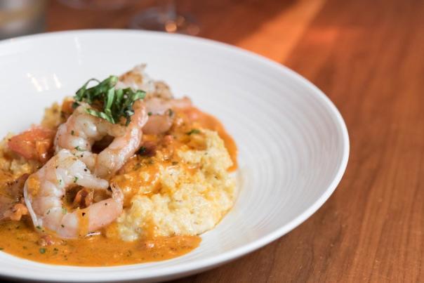 Edgar's Grille Shrimp & Grits