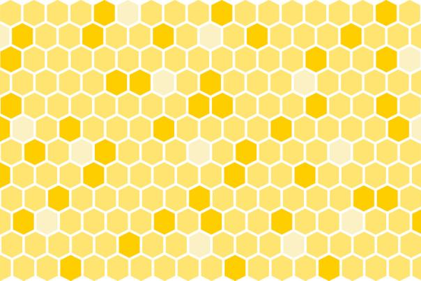 Honeycomb graphic