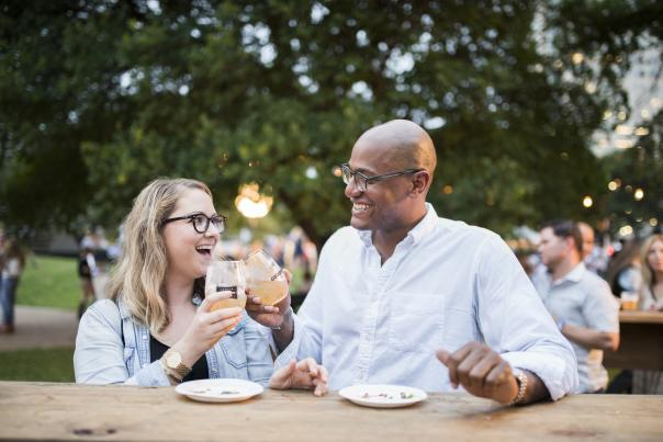 Courtesy of the Austin Food + Wine Festival , 2015.