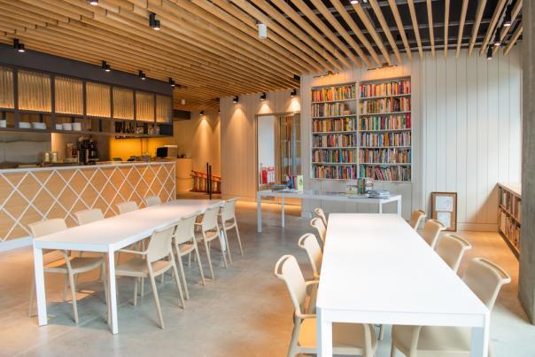 Cookbook Bar & Cafe. Credit Madeline Burrows.