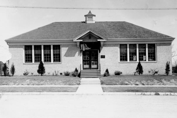 George Washington Carver Library. PICA 010518. Courtesy of the Austin History Center.