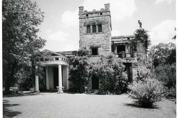 Elisabet Ney Studio & Museum. PICA 17563, Austin History Center, Austin Public Library.