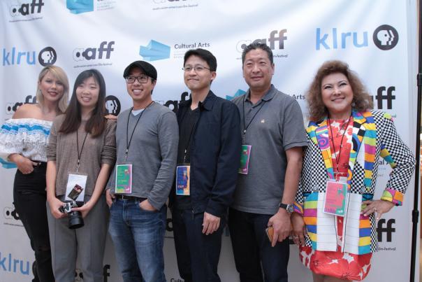 Austin Asian American Film Festival 2016. Credit Veronica Ibe.