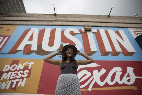 Austin Mural. Courtesy Contiki, Visit Austin Use Only.