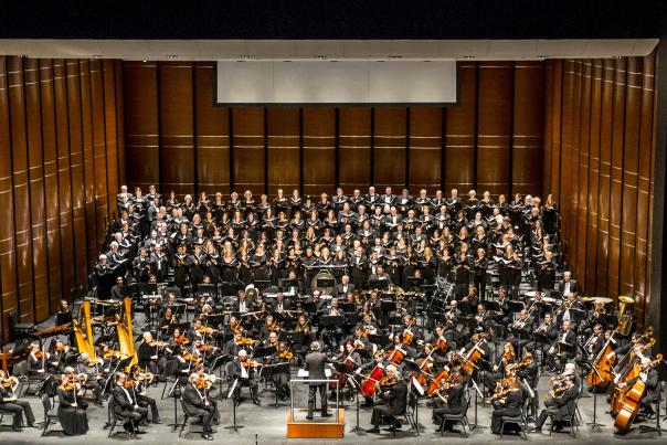 Austin Symphony Orchestra, Board Party. Credit John Gutierrez.