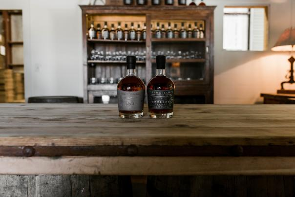 Ben Milam Bourbon and Rye. Credit Brooke Taelor Photography.