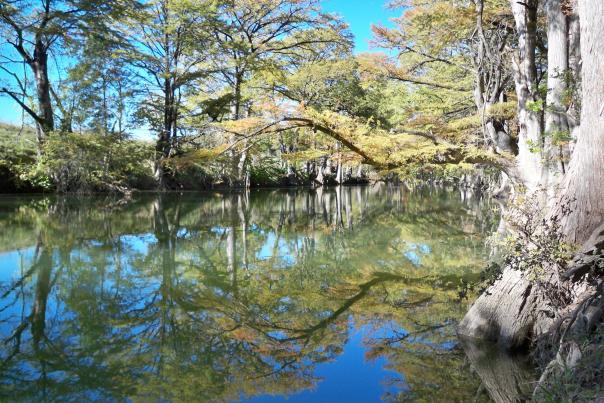 Wimberley Blanco River. Courtesy of Clay E. Ewing.