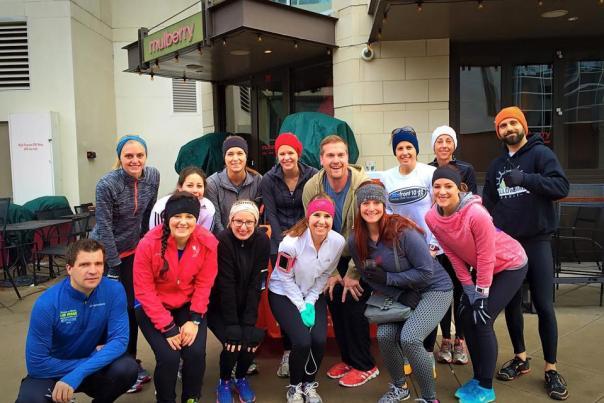 bRUNch Running group