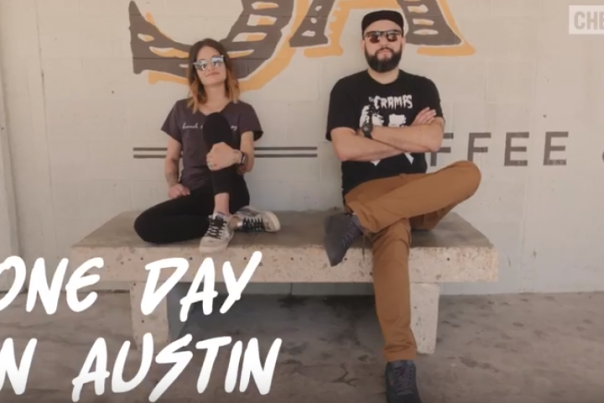 Chefsfeed One Day in Austin with Callie Speer
