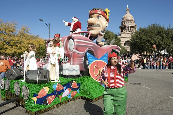 Chuy's Parade. Credit Kim Maguire Photography.