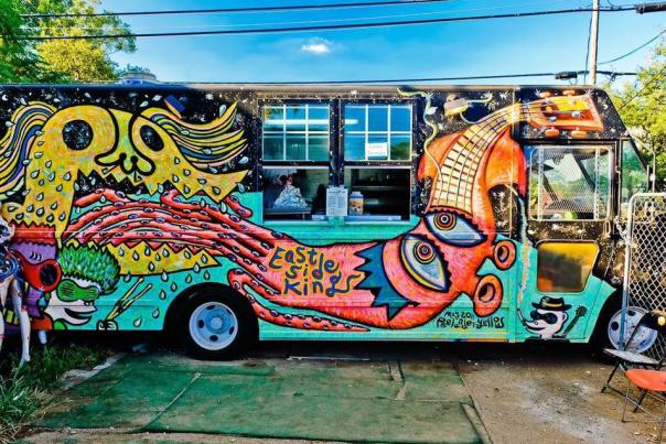 East Side King food truck. Credit Nicolai McCrary.