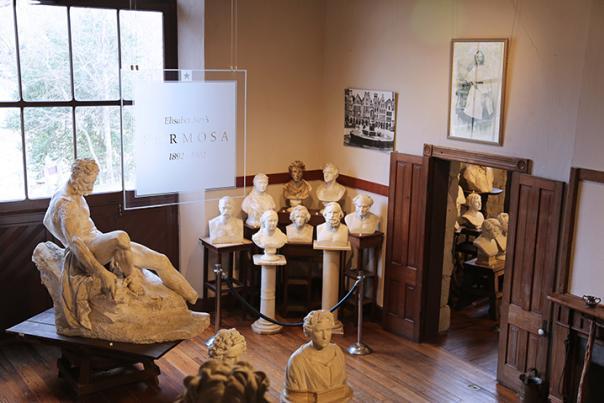 Elisabet Ney Museum. Courtesy of Austin Parks & Recreation.