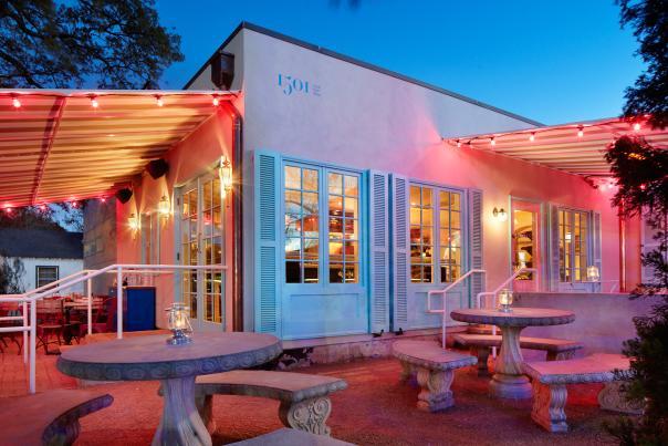 Elizabeth Street Cafe. Courtesy of MMH.