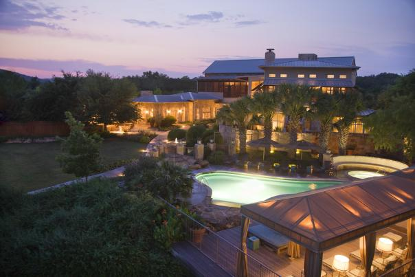 LakeHouse Spa. Courtesy of Lake Austin Spa Resort.