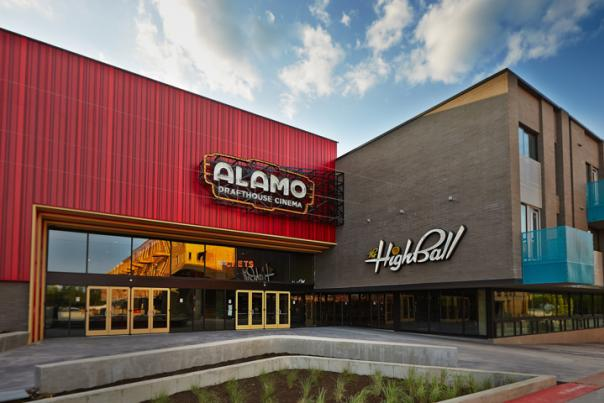 Alamo Drafthouse South Lamar. Credit Nick Simonite.