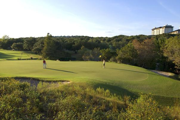 Fazio Foothills golf course. Courtesy of Omni Barton Creek Resort and Spa.