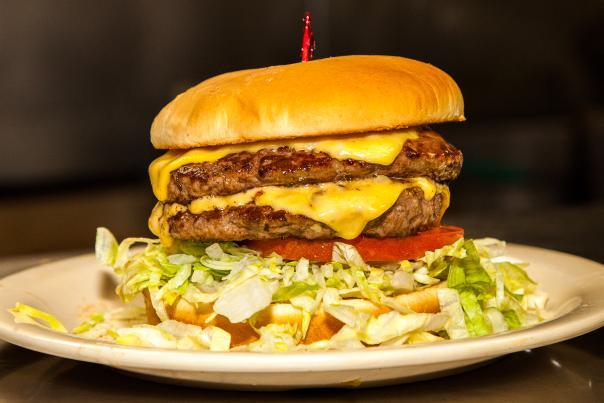 Hut's Hamburgers. Courtesy of Matthew Fuller.