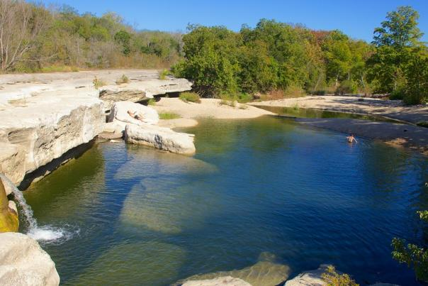 McKinney Falls State Park. Photo 2. Courtesy of Expedia Viewfinder.