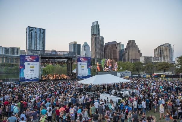 SXSW Music Festival 2017. Credit Merrick Ales.