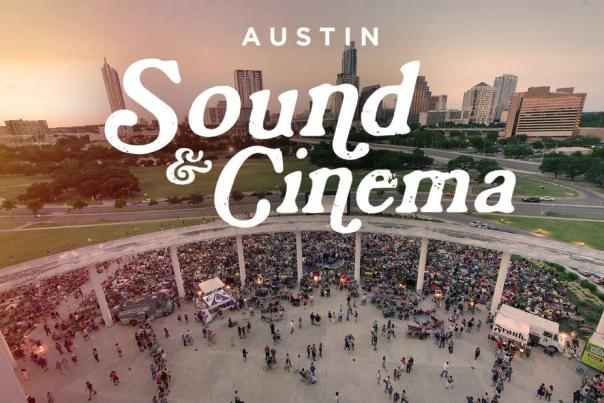Sound & Cinema 2014 logo.