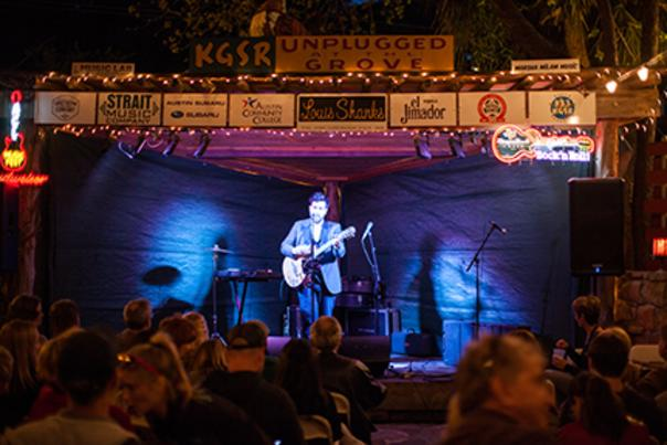 Shady Grove's Unplugged at the Grove